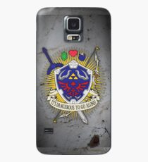 It's dangerous to go alone! Case/Skin for Samsung Galaxy