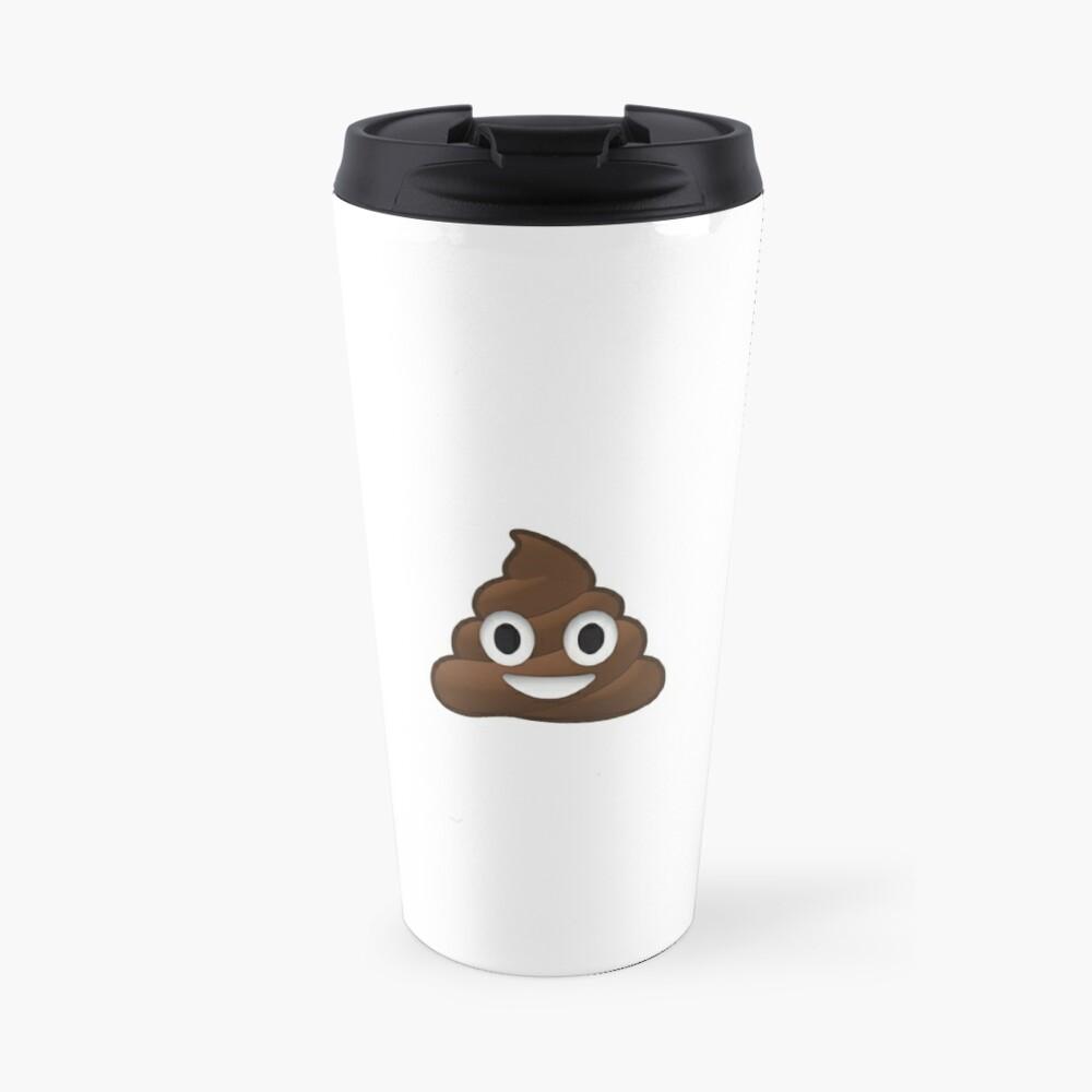 Haufen von Poo Emoji !! Thermobecher