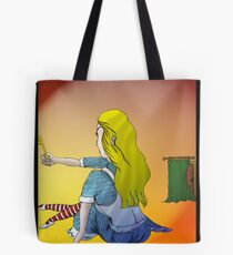 Logic and Proportion Tote Bag