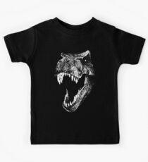 Ich bin ein Dino Fan ... Kinder T-Shirt
