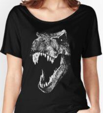 I'm a Dino Fan... Women's Relaxed Fit T-Shirt