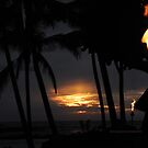 Waikoloa Sunset II by PJS15204