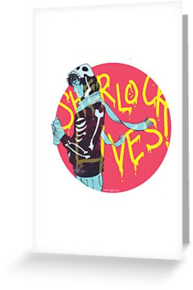 Sherlock Lives by Cara McGee
