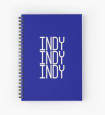 INDY INDY INDY Spiral Notebook