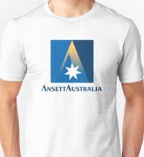 Ansett Australia - 1990's Livery Unisex T-Shirt