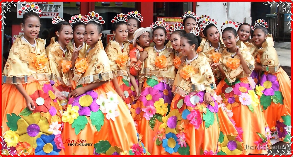 Sinulog Dancers-Bulacao contingent_2 by JhaMesPhotos