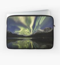 Chaos in the sky Laptop Sleeve