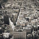 Flatiron Building, New York City von thomasrichter