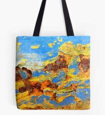 Catching a Wave Tote Bag
