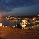 Enchanted Evening in Budapest by Andrea Gerak