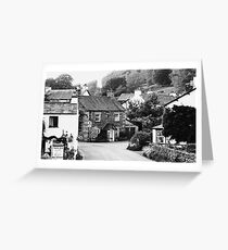 Beatrix Potter Country ~ Near Sawrey, Cumbria Greeting Card