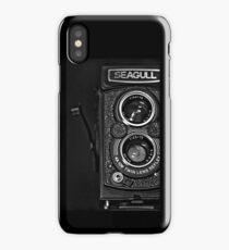 Seagull 4A-109 iPhone Case