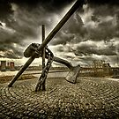 Anchor by Lea Valley Photographic