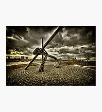 Anchor Photographic Print