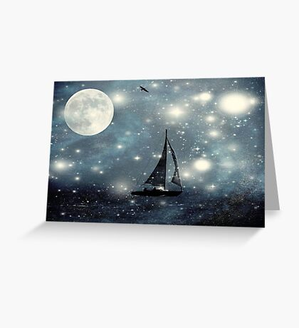 Sail Away © Greeting Card