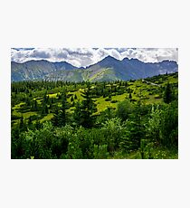 High Tatras Photographic Print
