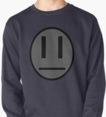 Invader Zim Dib emoticon shirt Pullover