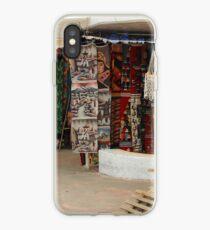 Market Day in Otavalo iPhone Case