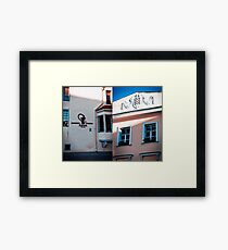 Double It Up.  Framed Print