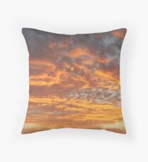 Plett Sun Set Throw Pillow