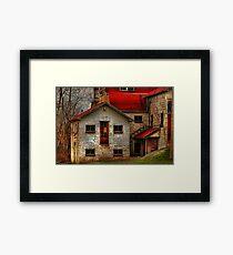 """ Countryside "" Framed Print"