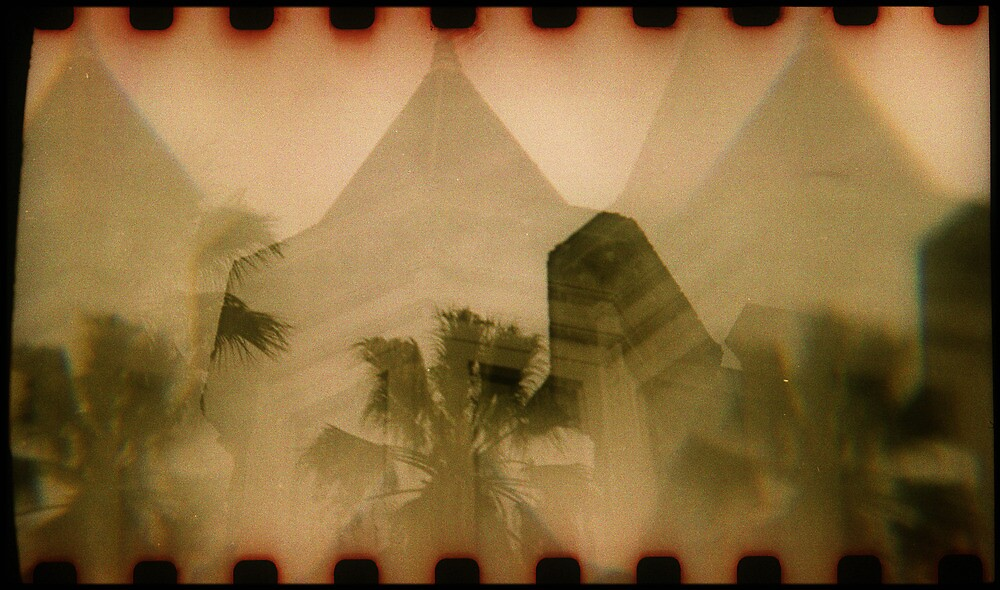 pyramids by Jill Auville