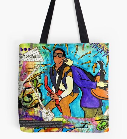 Inner City JAM Session Tote Bag