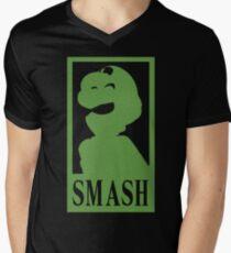 """Super Scent Bros """"Bro"""" Men's V-Neck T-Shirt"""