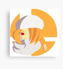 Super Smash Bros. : Sheik Canvas Print