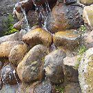 Rocky water by AmandaWitt