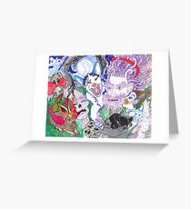 All That Lies Beneath & More Greeting Card