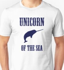 Narwhals: Unicorn of the Sea Unisex T-Shirt