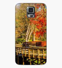 Walking Into Autumn Case/Skin for Samsung Galaxy
