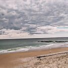 The Peaceful Beach At Ocean Grove NJ by Jane Neill-Hancock
