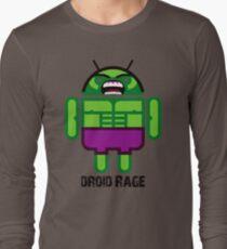 Droid Rage BugDroid Long Sleeve T-Shirt