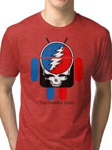 The Grateful Droid Tri-blend T-Shirt