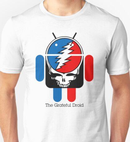The Grateful Droid T-Shirt