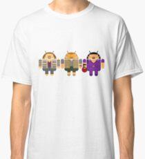 Lebowski BugDroids Classic T-Shirt