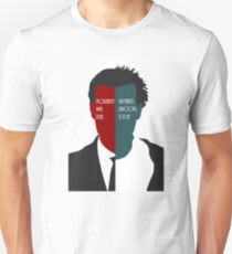 Moriarty Was Real; Richard Brooks Was A Lie Unisex T-Shirt
