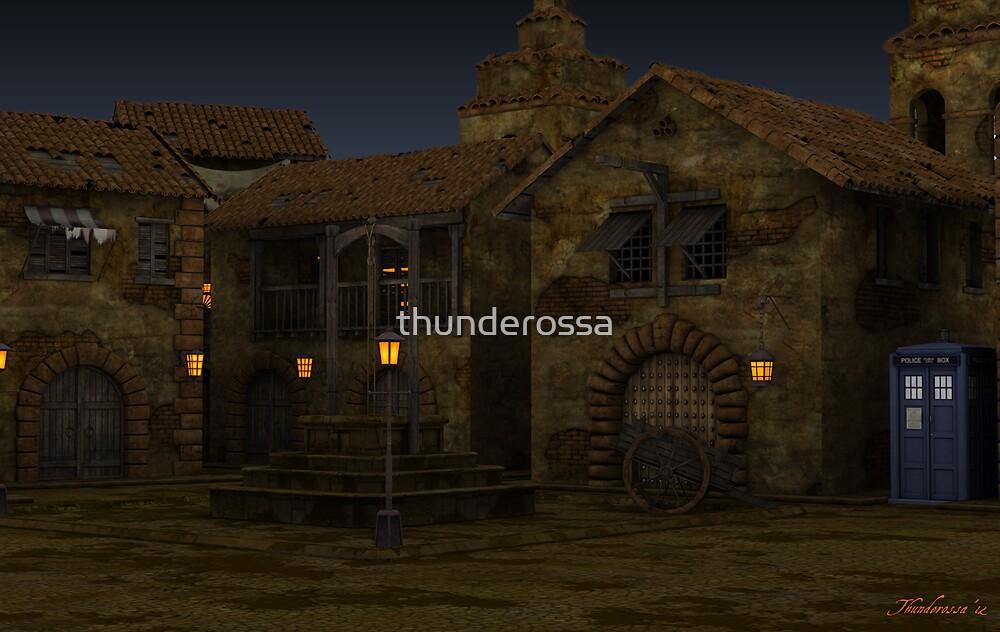 T.Arrrrrrgh.D.I.S. by thunderossa