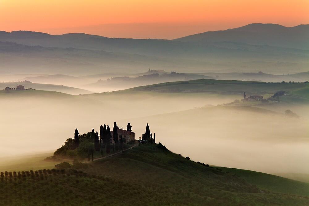 Tuscany by Martin Rak