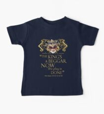Shakespeare All's Well That Ends Well Quote Baby Tee