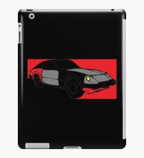 classic car new twist iPad Case/Skin