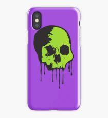 Toxic Death  iPhone Case/Skin