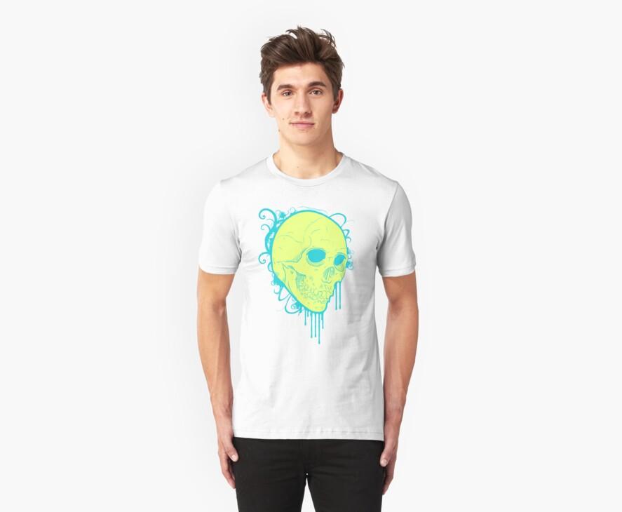 Skull by fixtape