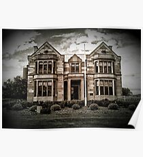 Gothic Revival for the Royal Engineers - HDR Poster