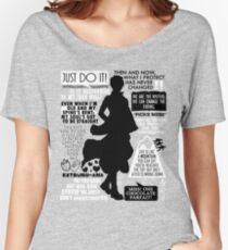 Gintama - Sakata Gintoki Quotes Women's Relaxed Fit T-Shirt