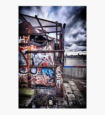 Woolwich II Photographic Print
