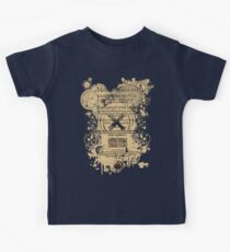 Shakespeare Merry Wives Of Windsor Quarto Front Piece Kids Tee