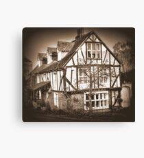 The Old Rectory, Shorne Canvas Print